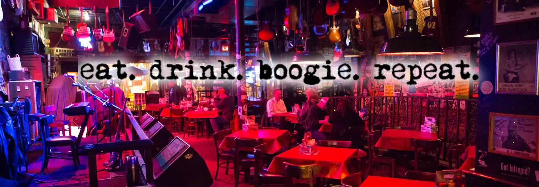 Rum Boogie Drink